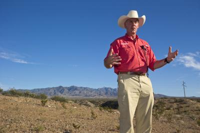 Interior chief spent more than $53K on 3 helicopter trips