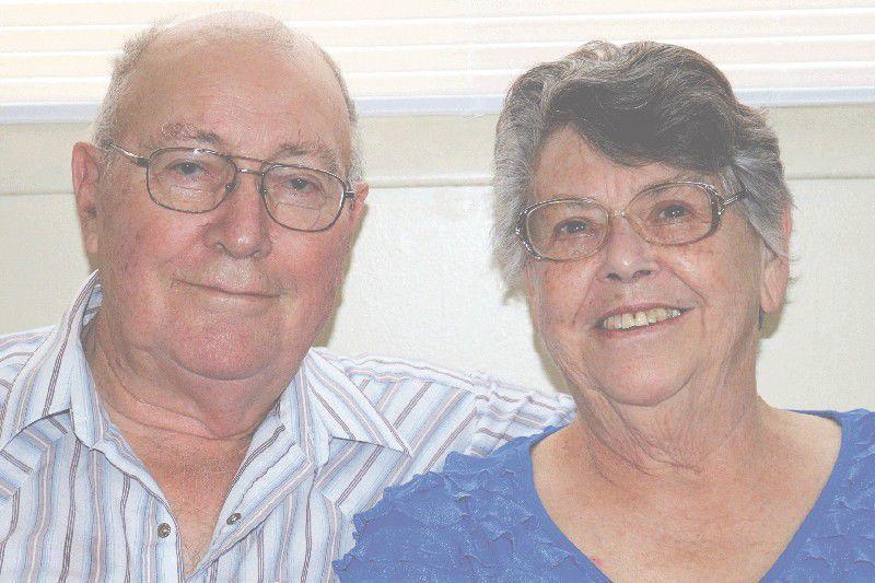 Roy and Mary Leedy