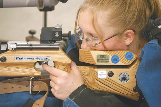 Shooting team has tiny error margin as they prepare for national championships