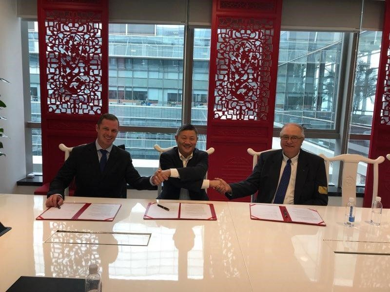 Stockgrowers sign beef agreement with JD.com
