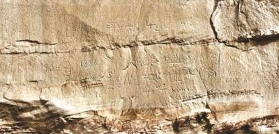 Tim Urbaniak to talk about rock carvings, paintings