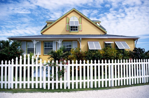 Lean To Different Types Of Home Fencing And Design Styles Home