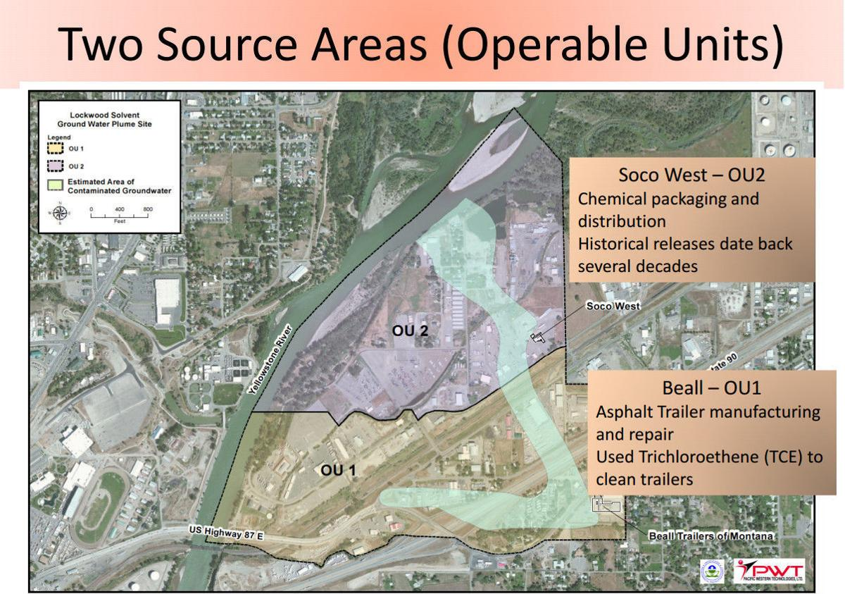Lockwood solvent superfund site map
