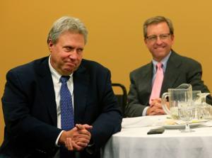 Jeff Essmann and Bill Cole