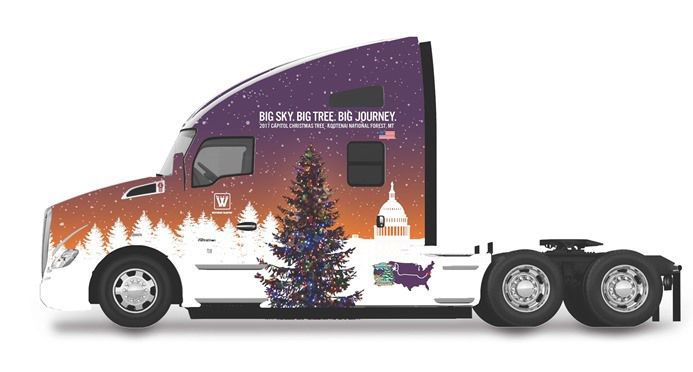 Billings truck company tapped to haul national Christmas ...