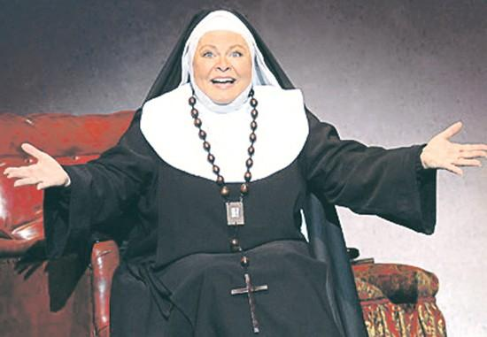 Weekly Webb: Struthers revels in joys of stage