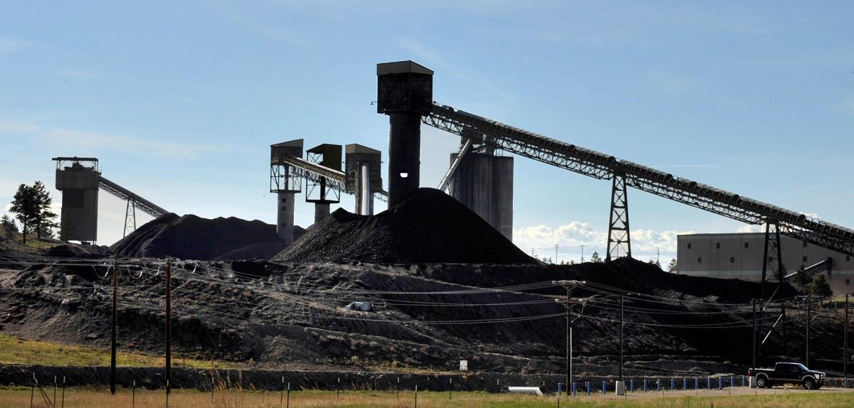Signal Peak coal mine