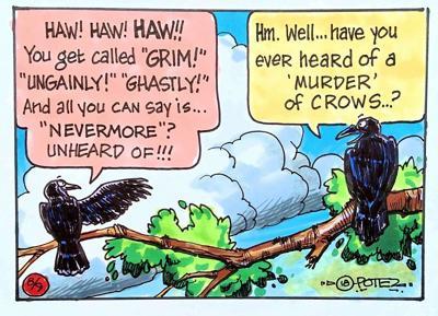 Fool's crow