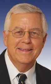 U.S. Sen. Mike Enzi, R-Wyo.