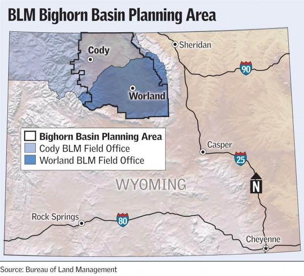 Bighorn Planning Area