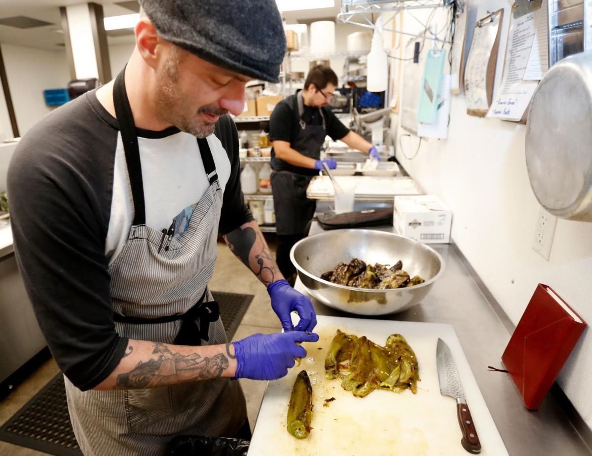 Chef Jason Corbridge