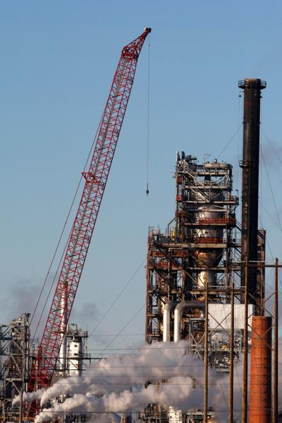 ExxonMobil refinery