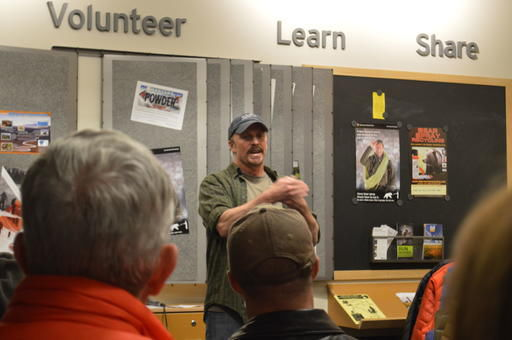 Todd Orr shares his tale of surviving grizzly attacks