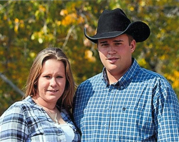 Mandi Koerber and Clayton Moore