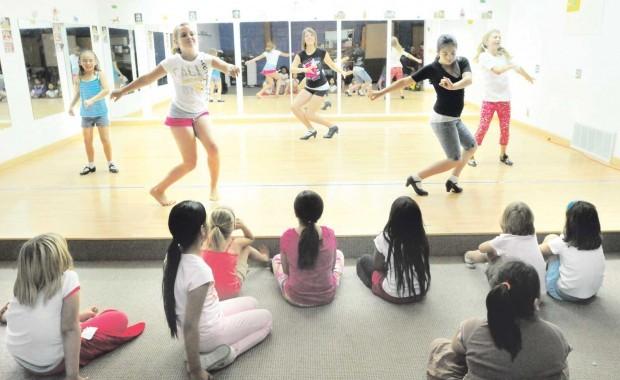 Teacher instills fever for footwork at Boys, Girls Club