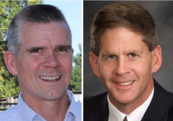 Matt Rosendale and Corey Stapleton