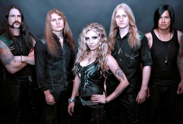 3 female fronted metal bands to play pub station on june 4 music. Black Bedroom Furniture Sets. Home Design Ideas