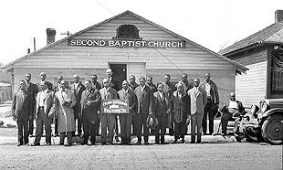 Developer preserves historic Baptist church