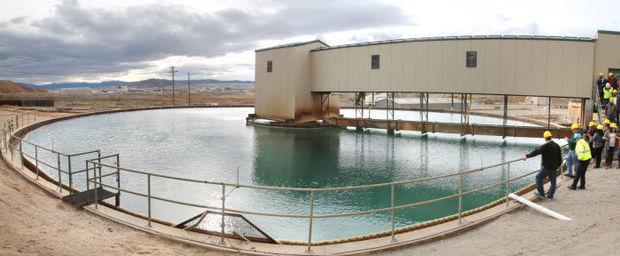 Horseshoe Bend Water Treatment Plant