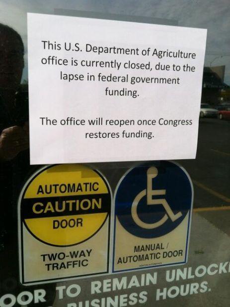 Effects of government shutdown felt in Billings, CMR