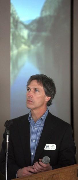 Jim Duncan, a member of Leadership Montana's 2011 class