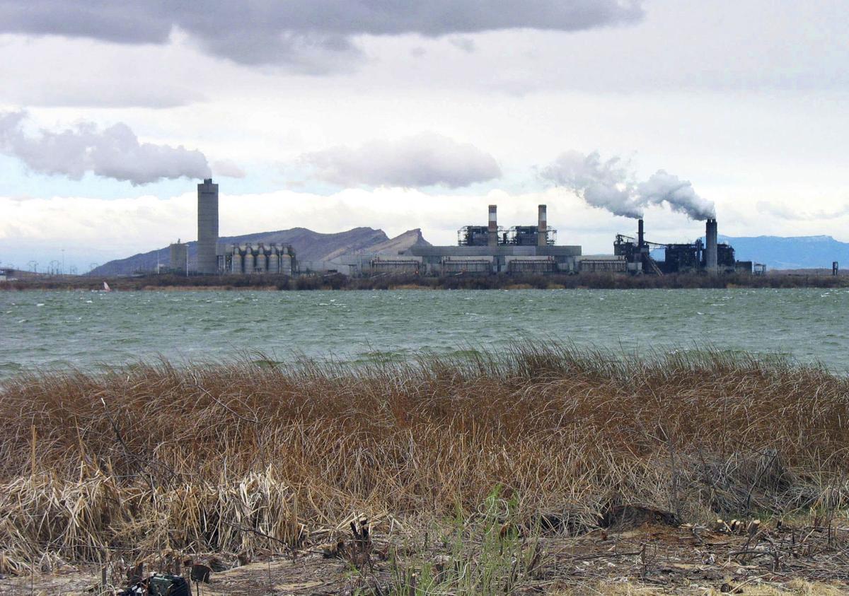 New Mexico Coal Plant