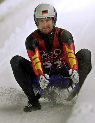 Hackl aims for Olympic history