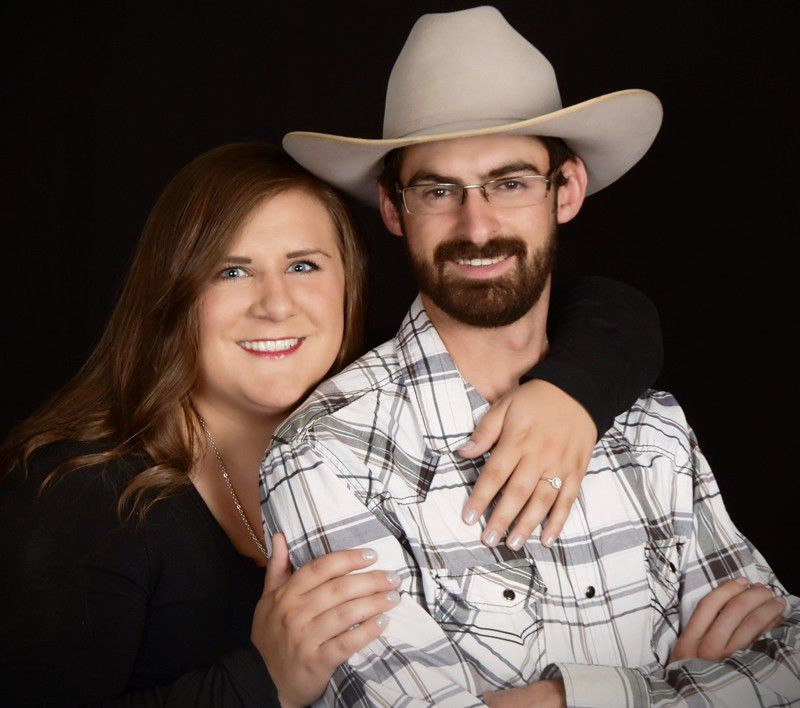 Cali Rae Christensen and Tyler Rooney