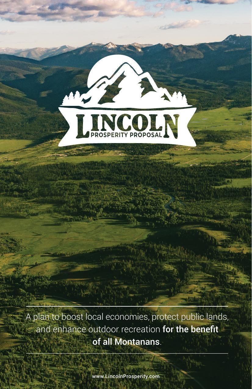 Lincoln Prosperity Proposal brochure