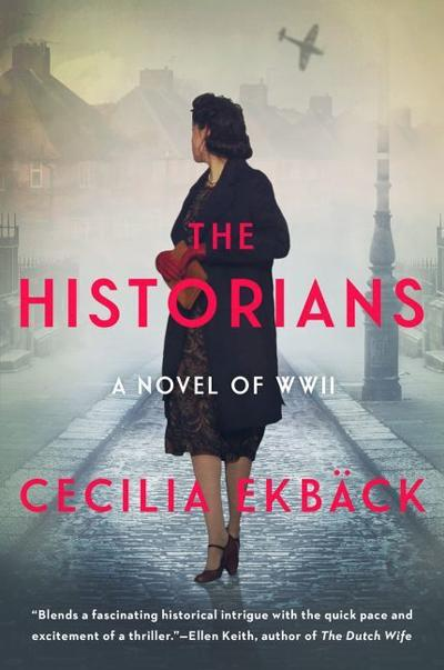 """""""The Historians"""" by Cecilia Ekbäck"""