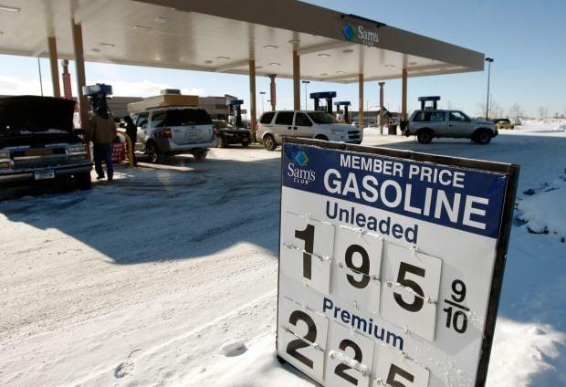 Costco Sam S Club Gas Prices Hover