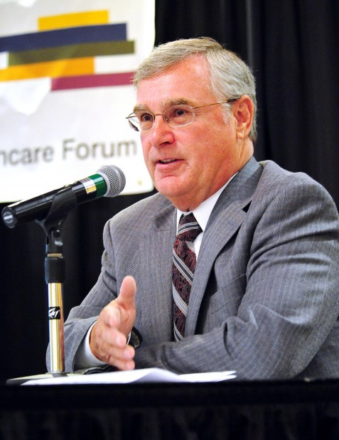 Rick Hill, Republican gubernatorial candidate