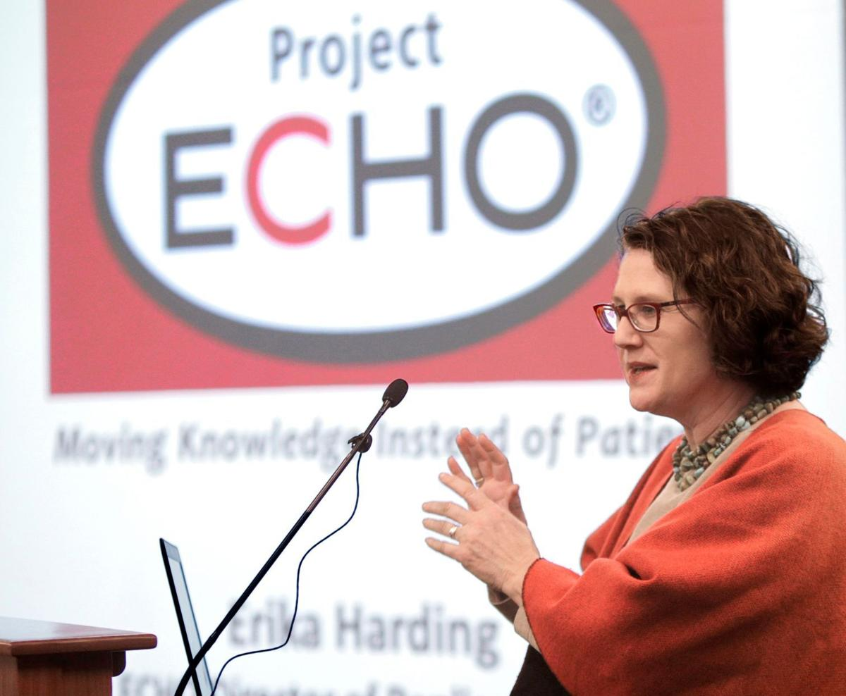 Erika Harding explains Project Echo