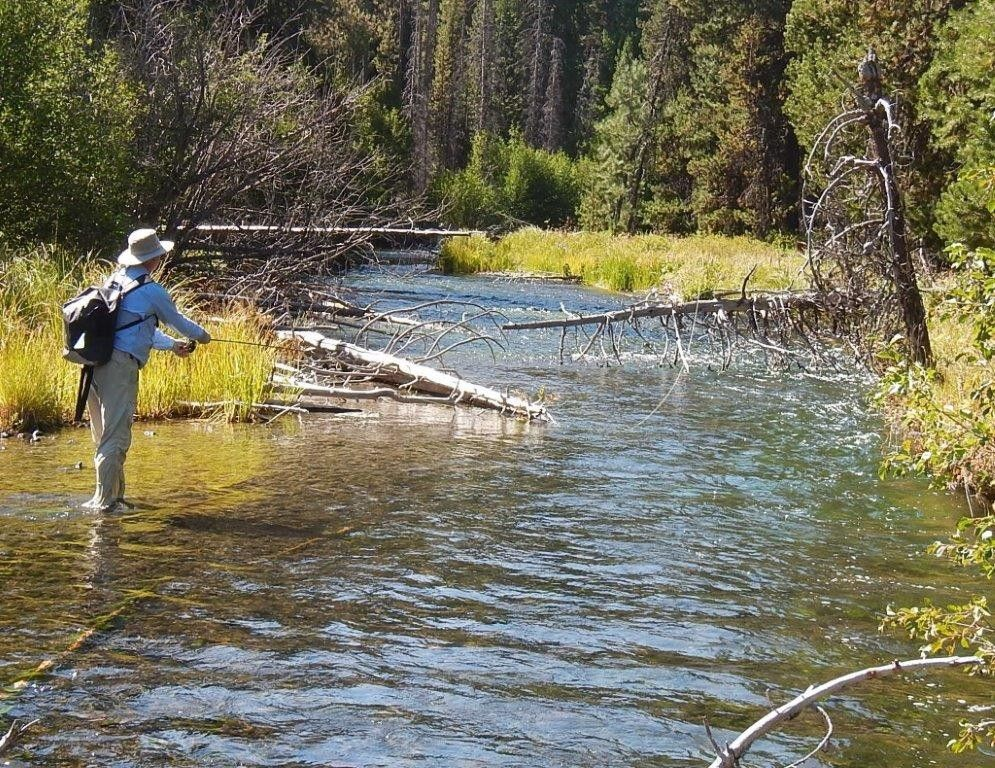 Wyoming outdoors: Oregon's Deschutes River challenges fly anglers