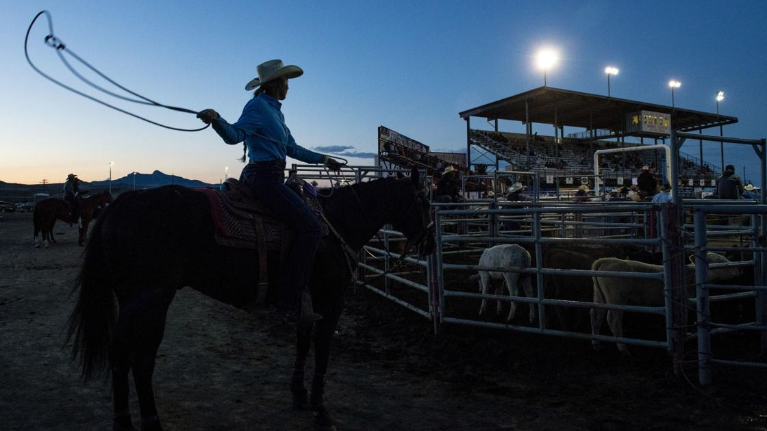 Back in the saddle: Amid a pandemic, rodeo returns to the Cowboy State.