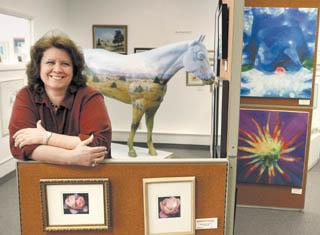 Entrepreneur: Art and business merge for Sandstone members