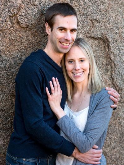 Justin Wiens and Kristin Divis