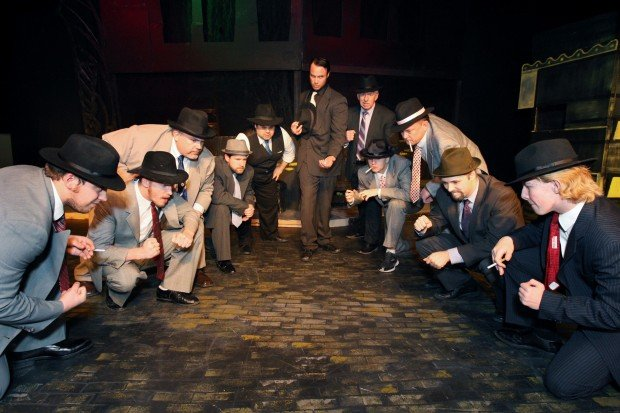 """'Guys and Dolls"""""""