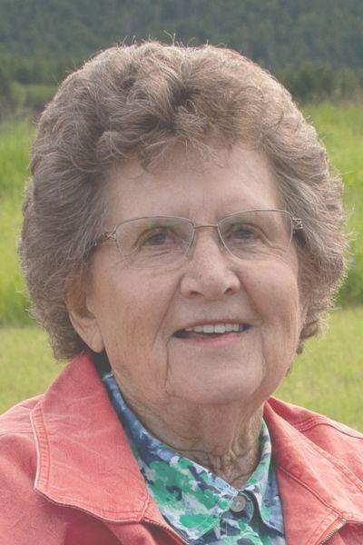 Betty Jean Eaton