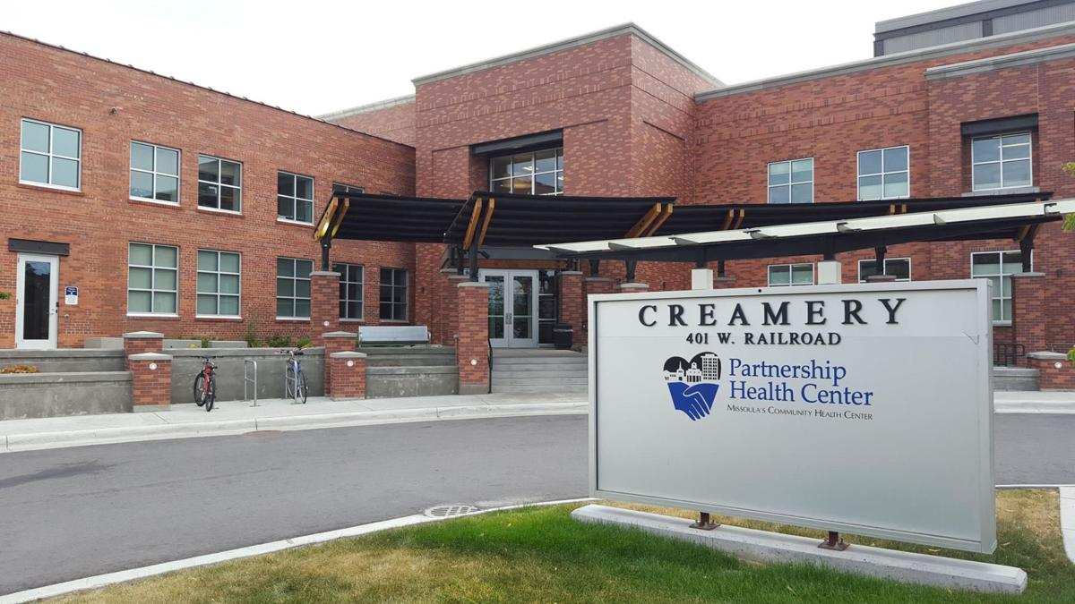 Partnership Health Center building