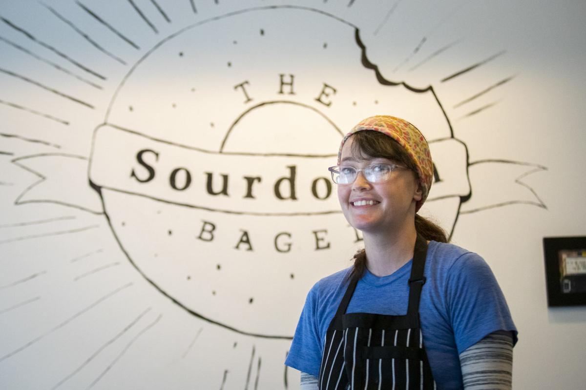 The Sourdough Bagel