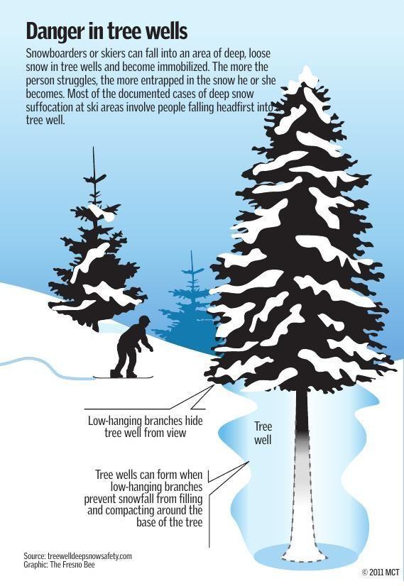 Danger In Tree Wells Billingsgazette Com