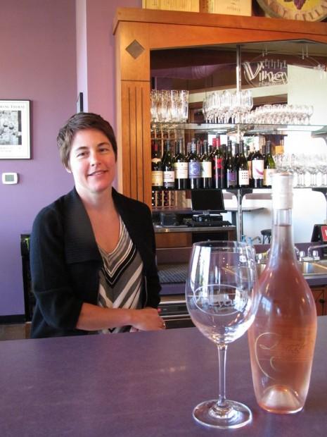 Carolyn Korb, City Vineyard and Wine Bar