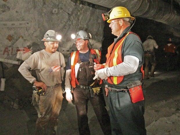 Stillwater Reports Upswing Despite Loss Of Gm Montana