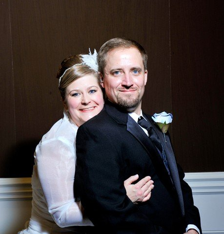 Jennifer and Joshua Junkert