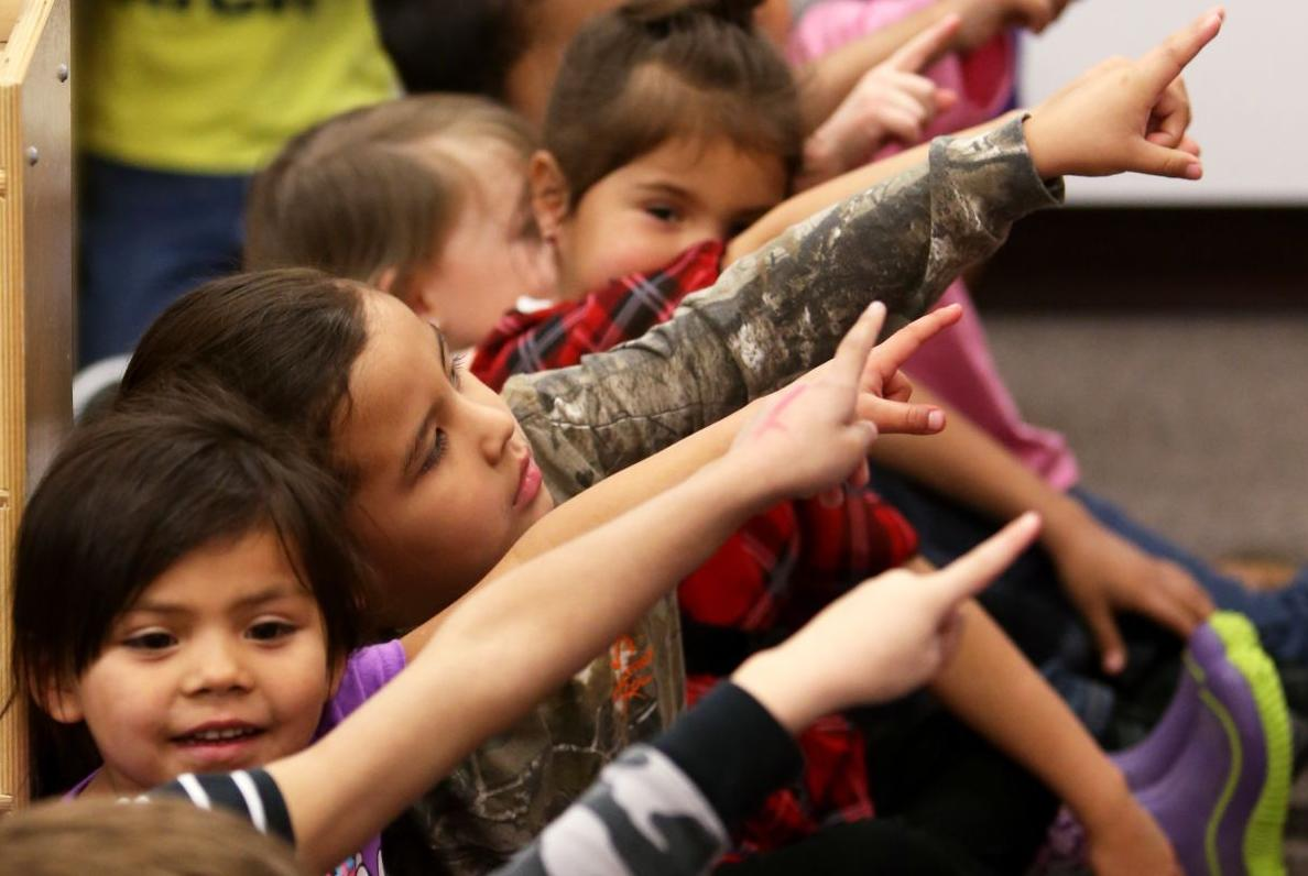 Montana has added hundreds of preschool slots, but the money behind them could run out