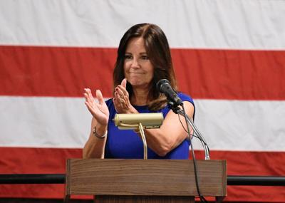 Karen Pence to Billings' military spouses: 'You are the backbone of the military'