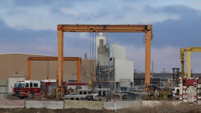 Concrete plant | | billingsgazette com