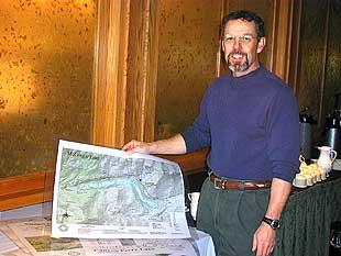 Montana outdoors: Helenan maps Montana lakes for anglers