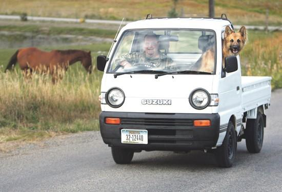 Tiny trucks make sense for growing number of Montanans Business